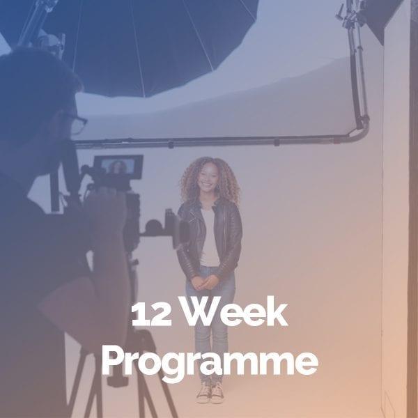 Take2 Casting Agency 12 Week Acting Programme